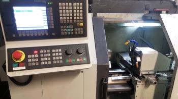 Toczenie i frezowanie na obrabiarkach CNC - Narzędziownia Gawrych Budzyń